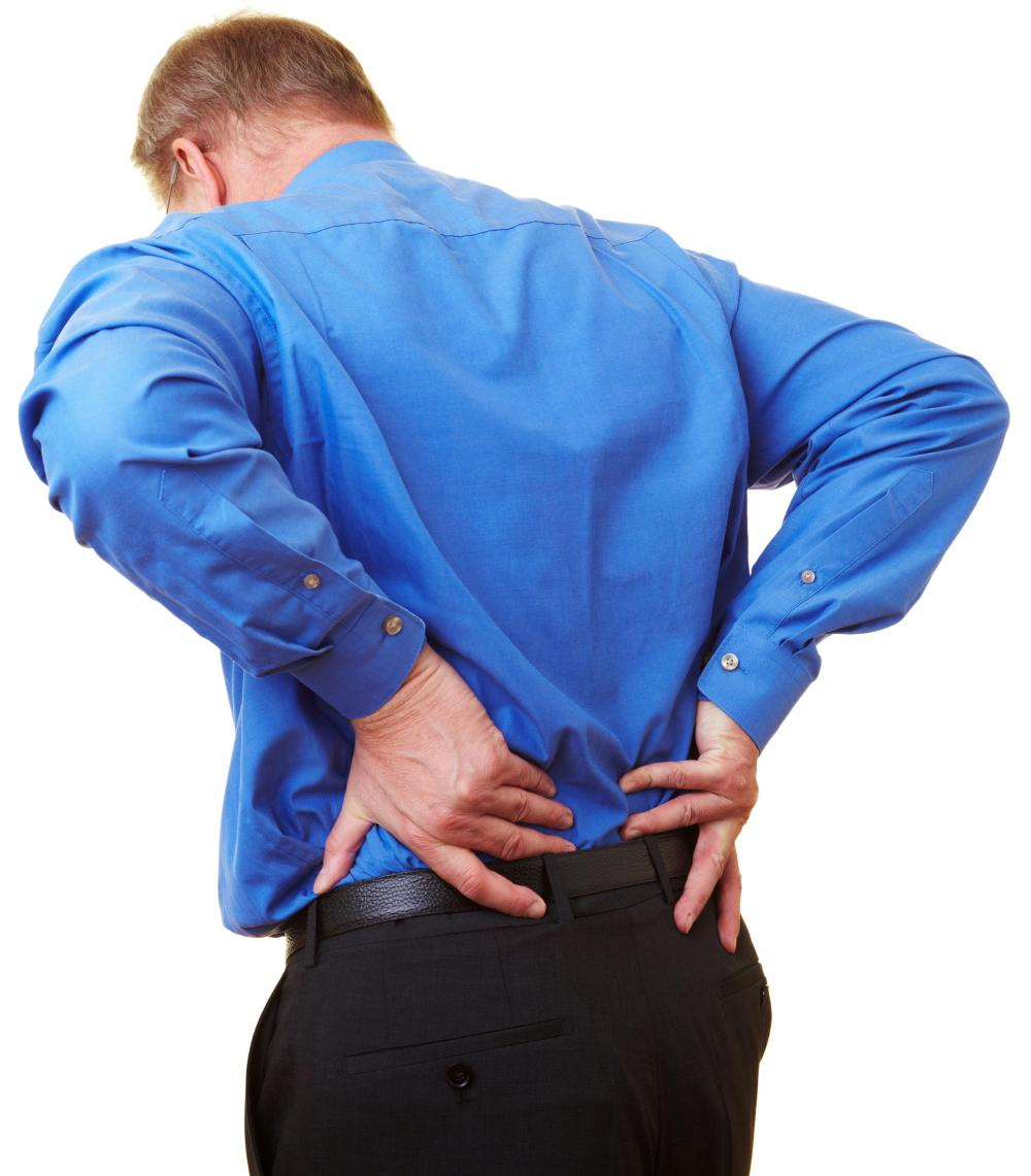 back pain affecting your life? Stress waived will help relieve your pain