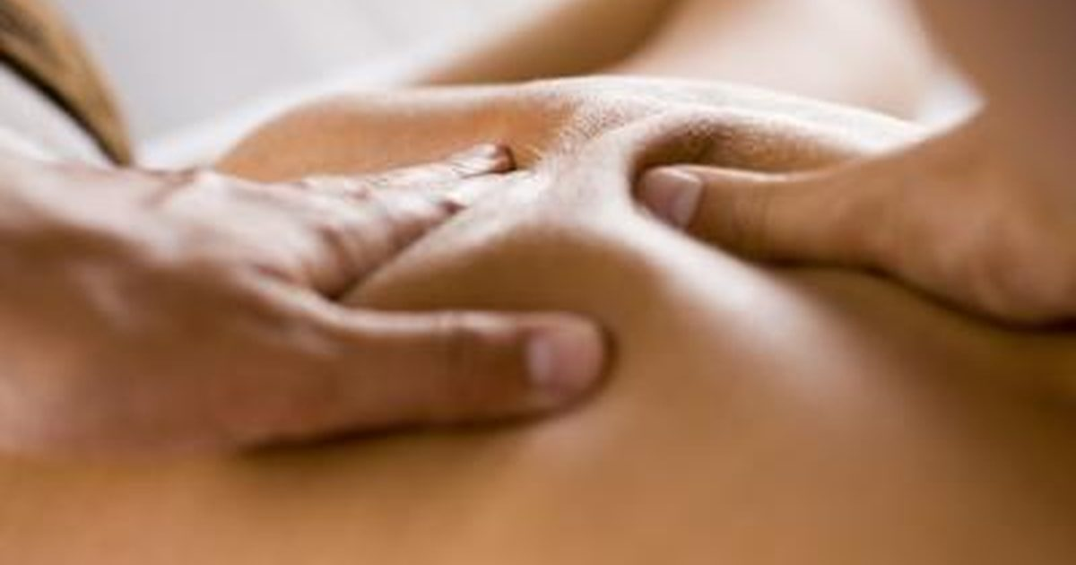 deep tissue-pain relief treatment